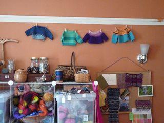 LittleSweaters_clothesline