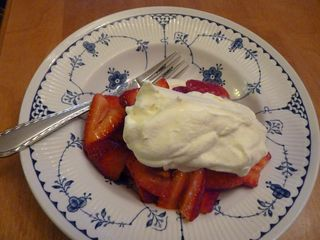 Strawberrymeringue