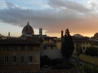 Florence_sunset