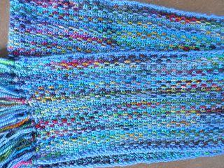 LinenStitchScarf