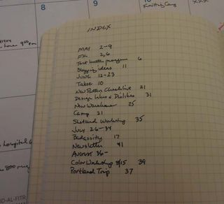 BulletJournal_Index