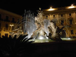 Ortygia_fountain