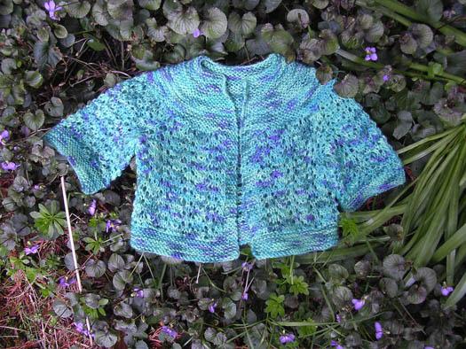 Februarybabysweater