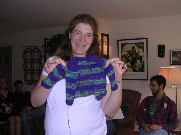 Erikababysweater